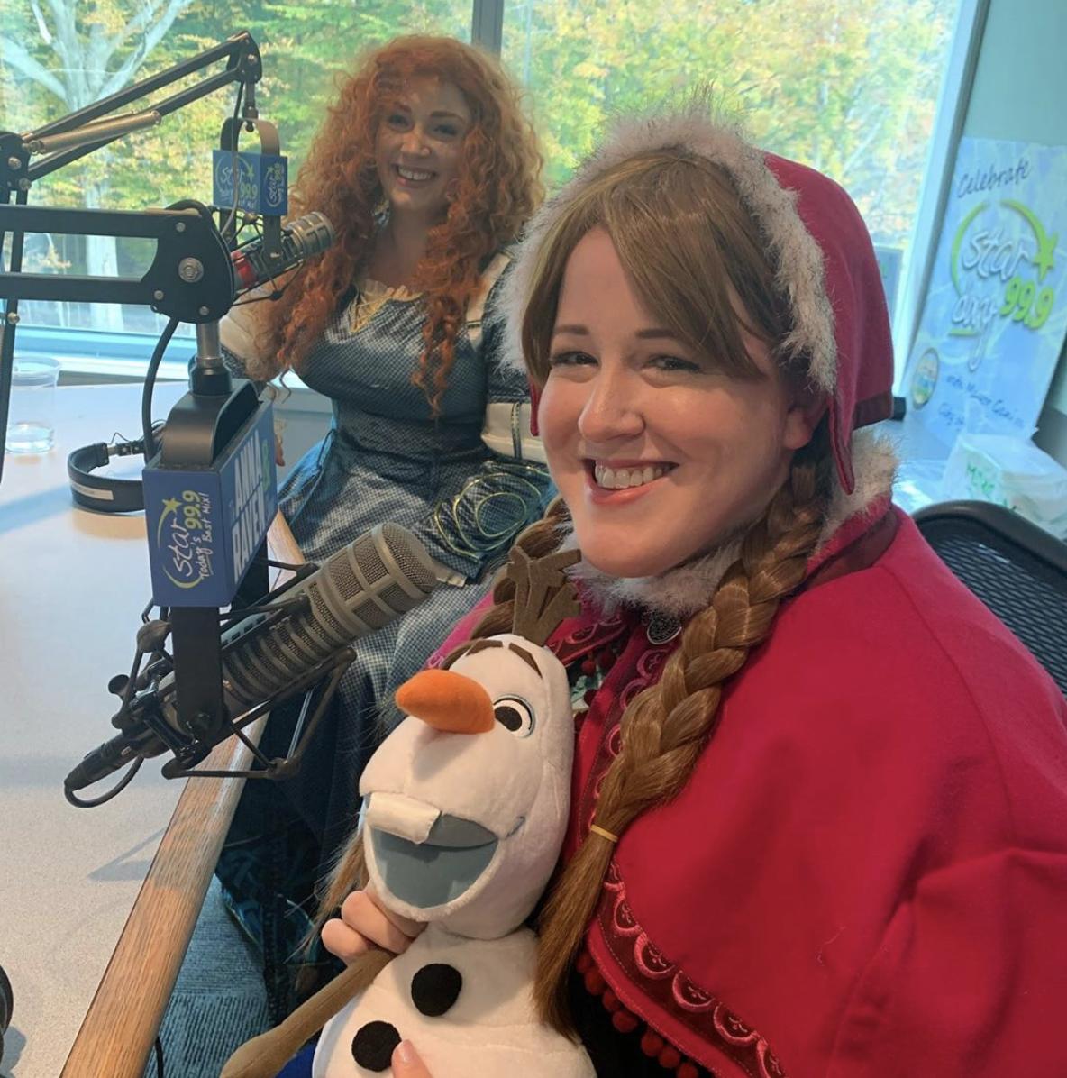 The Anna & Raven Show: 10-25-19