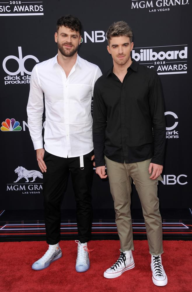 Today's STAR- The Chainsmokers