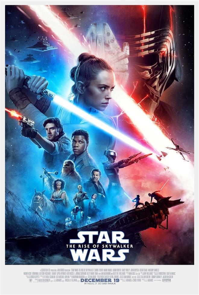Win tickets to the Star 99.9 Screening of 'Star Wars: The Rise of Skywalker'