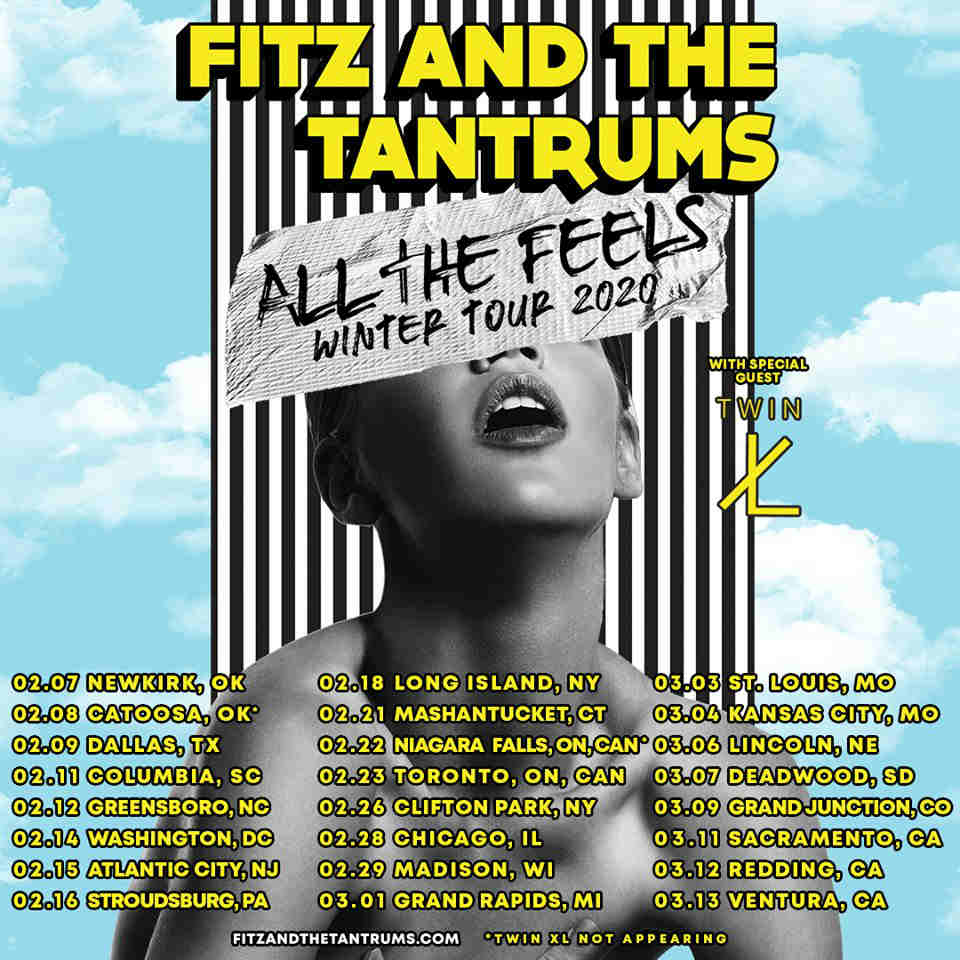 Win tickets to Fitz & The Tantrums