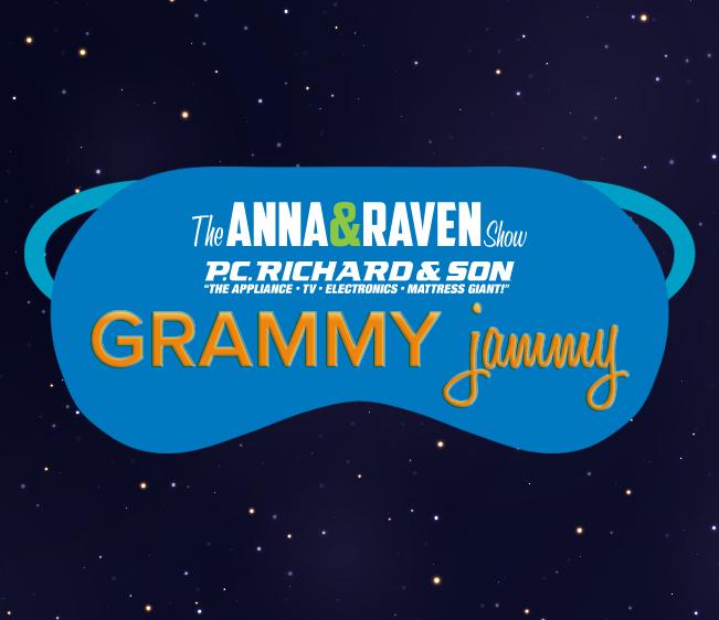 Anna & Raven P.C. Richard & Son Grammy Jammy