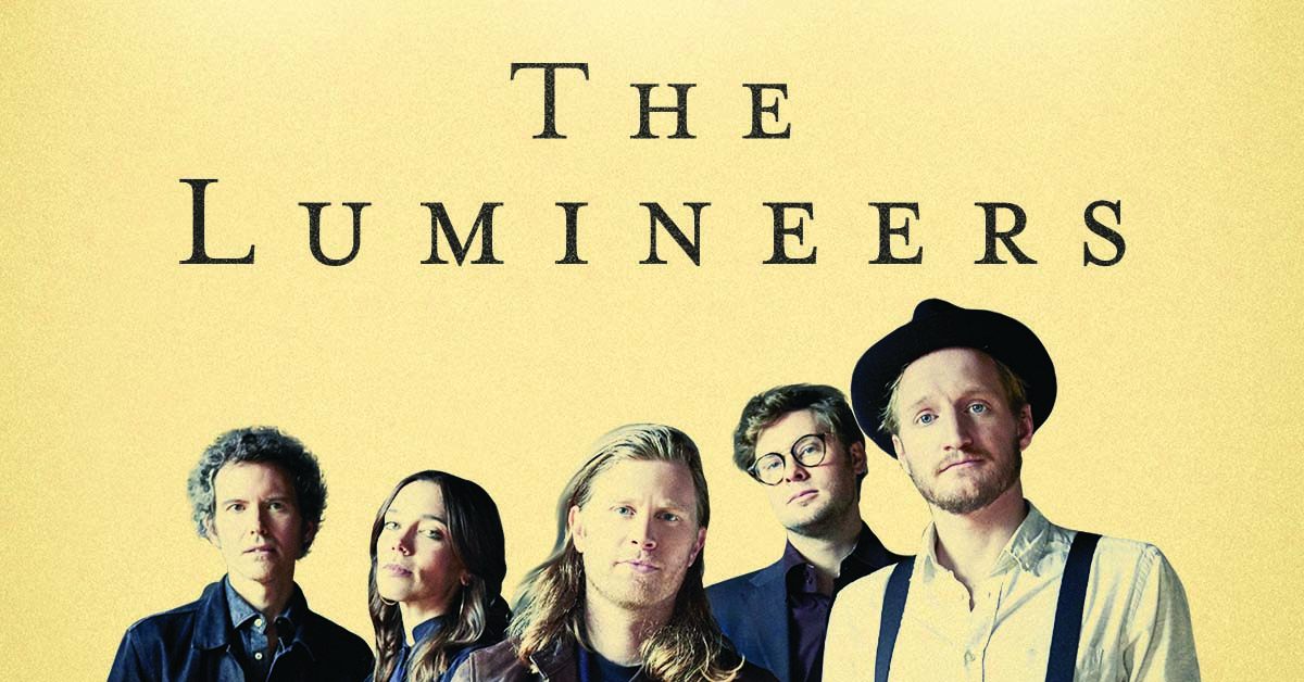 Enter to win tickets to The Lumineers