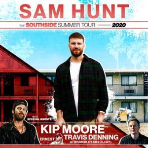 Sam Hunt Xfinity Theatre 2020