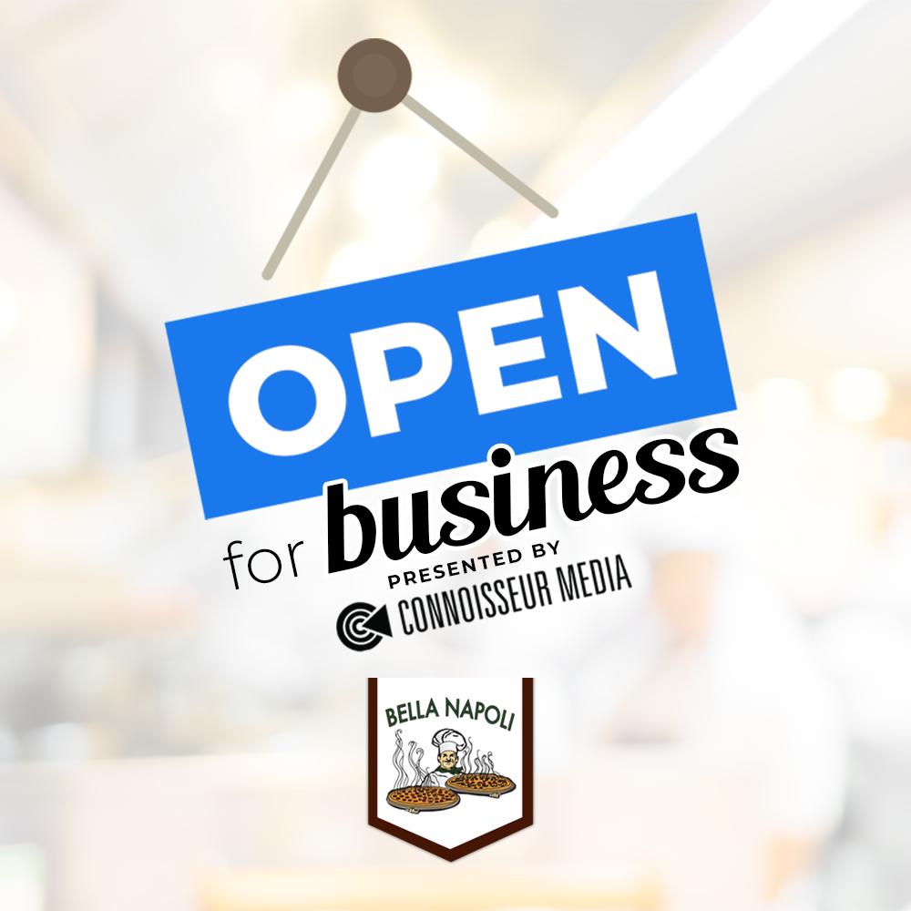Open for Business: Bella Napoli