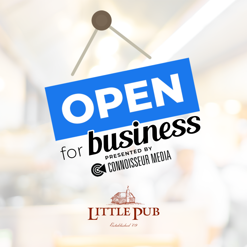 Open for Business: Little Pub