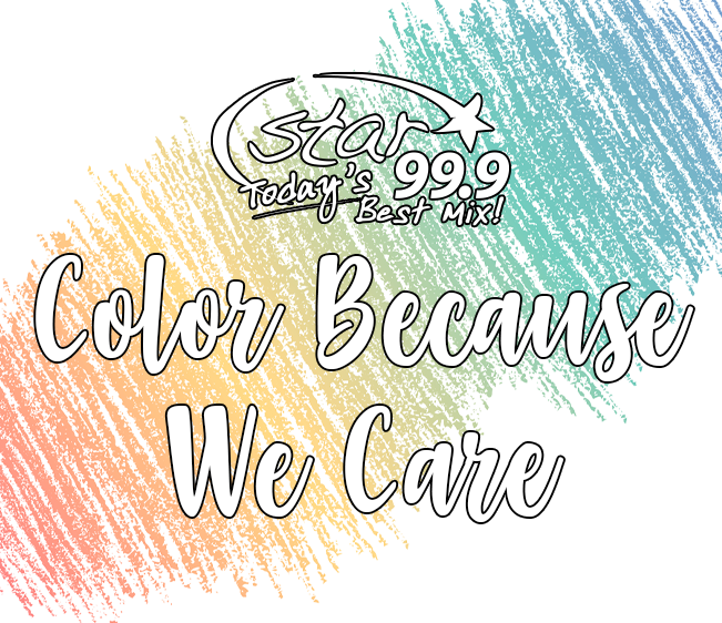 Star 99.9 Color Because We Care