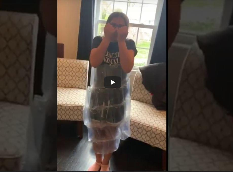 60 Seconds Behind the Scenes: Bubble Wrap Adventures