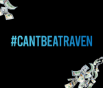 Win your share of $20,000 playing Can't Beat Raven