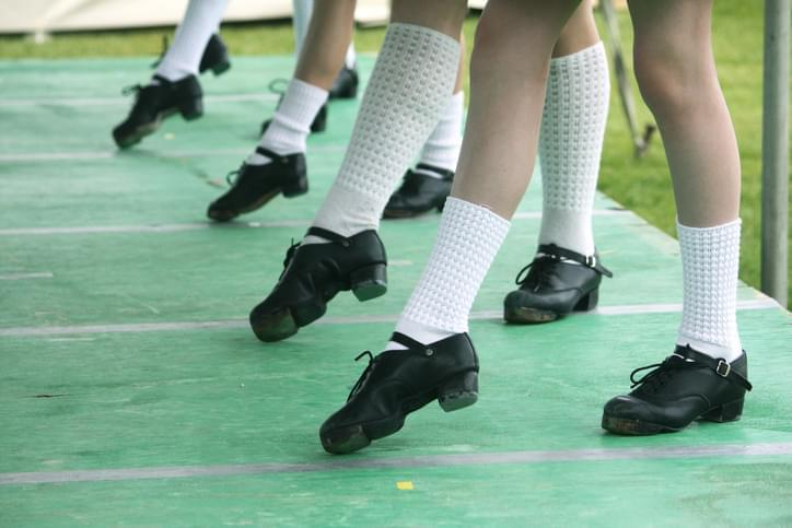 Tell Me Something Good: Local Dance School Gets Creative With Social Distance Irish Step Dancing