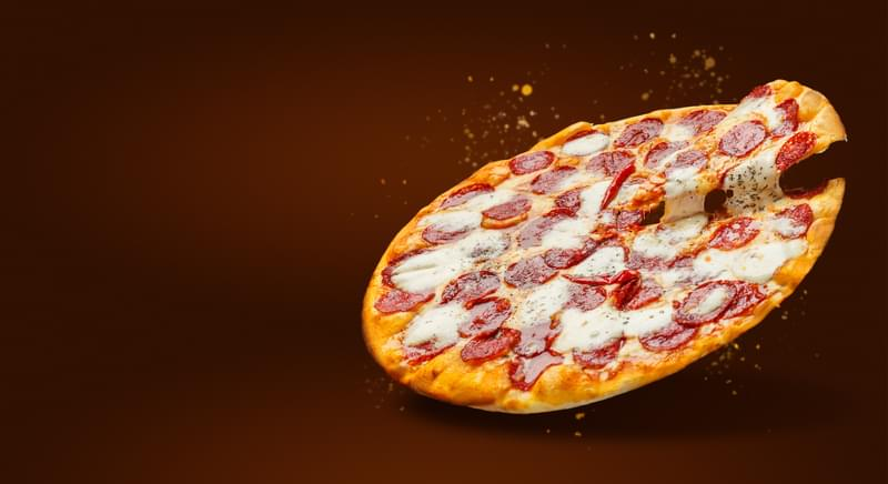 Tell Me Something Good: Pizza Shop Owner Stops Robbery With… Yup. Pizza!