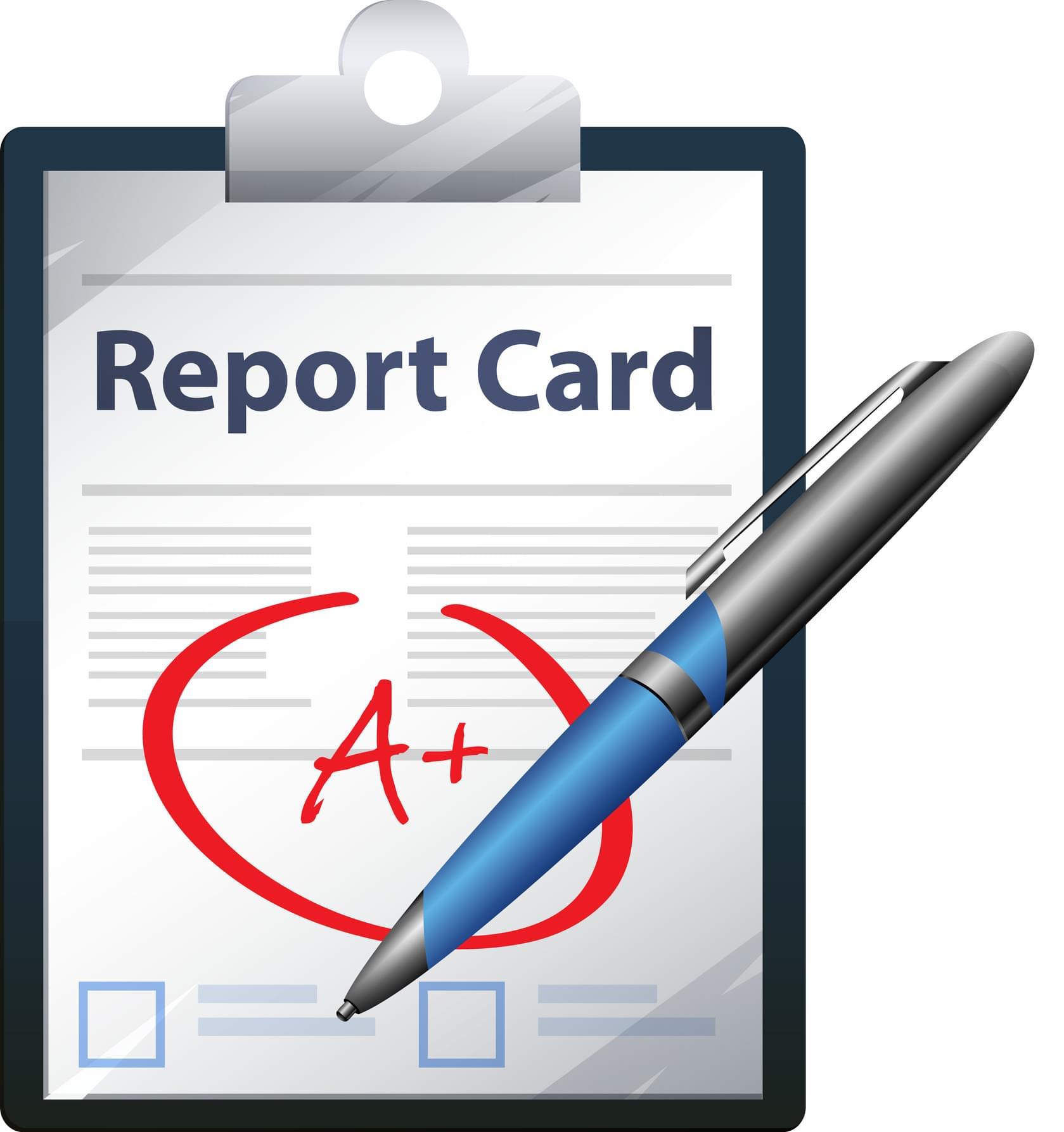 The Anna & Raven Show: Raven's Report Card, Goals & Lies