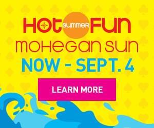 Hot Summer Fun at Mohegan Sun!