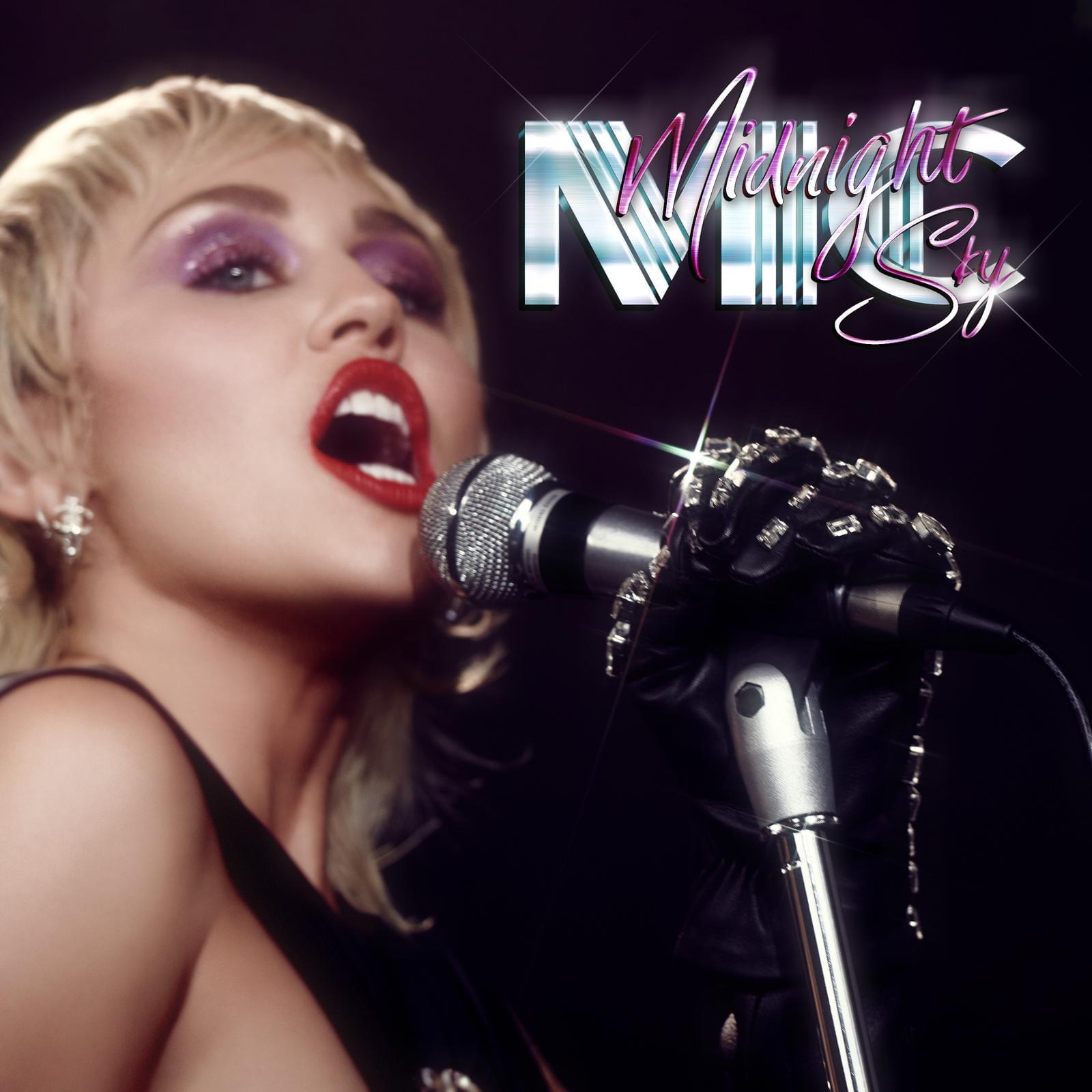 """Miley's New Song! Listen To """"Midnight Sky"""" and Watch Her Self-Directed Music Video"""