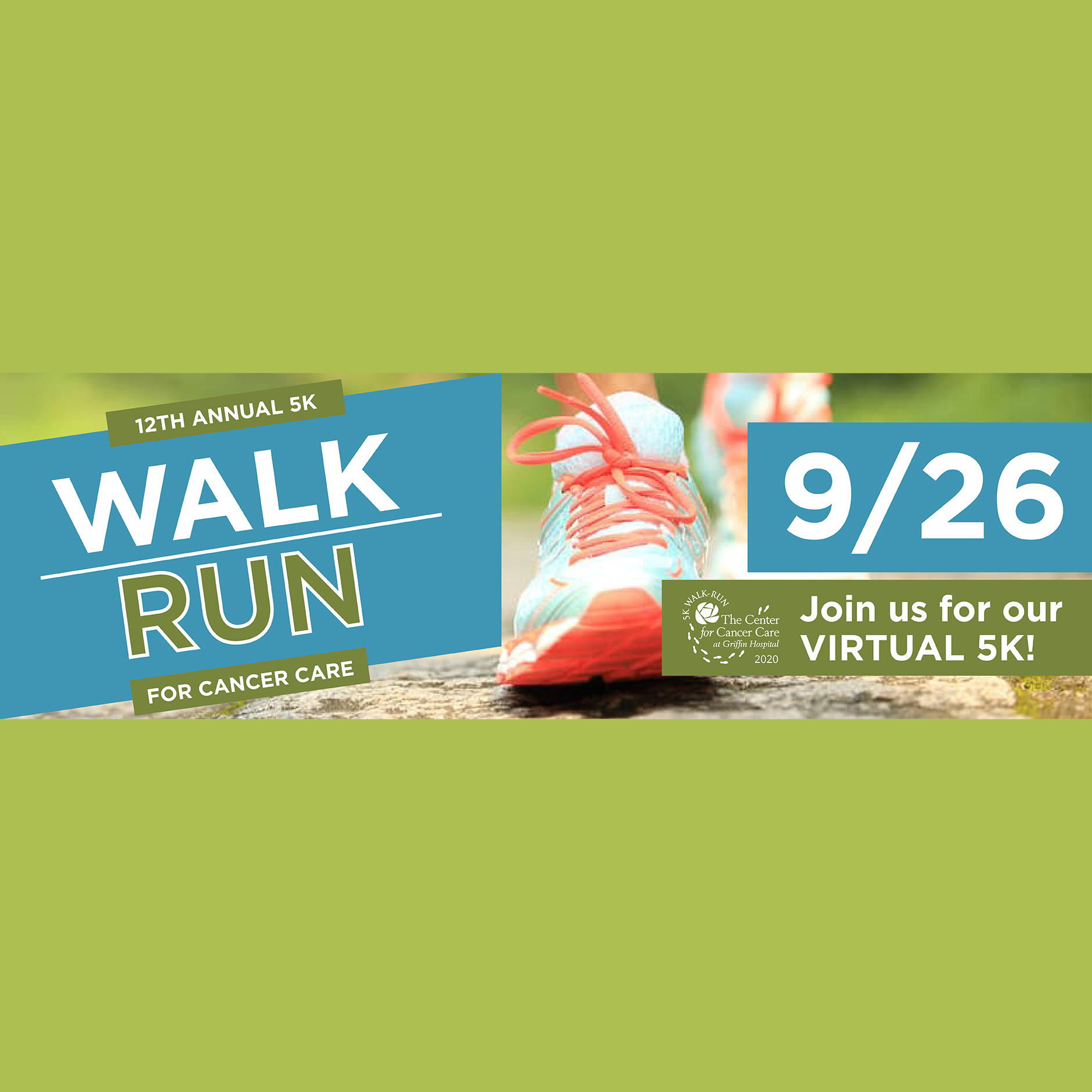 5K Walk/Run to benefit the Center for Cancer Care at Griffin Hospital