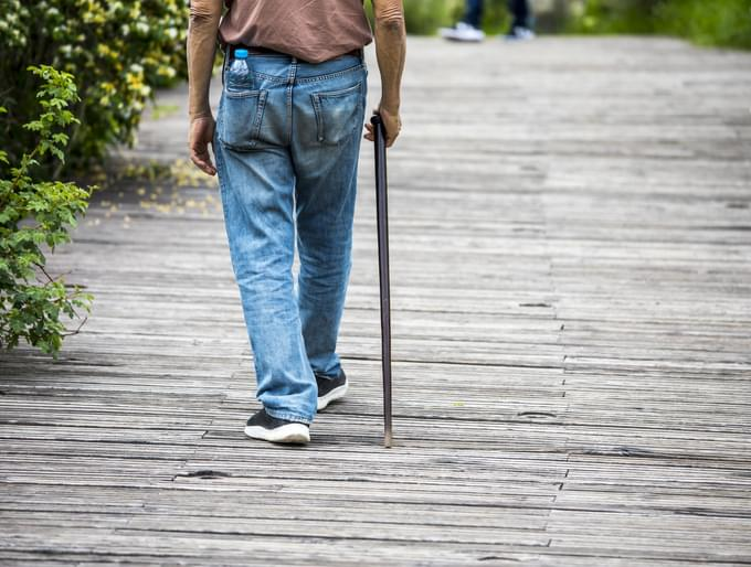 Tell Me Something Good: 88-Year-Old Guy About To Complete His Mission To Walk Around The Earth