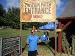 Join Raven at Bishop's Orchards Saturday