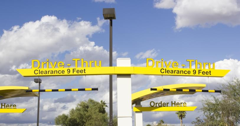 Tell Me Something Good: McDonald's Drive-Thru Worker Gets Rewarded For Good Deed