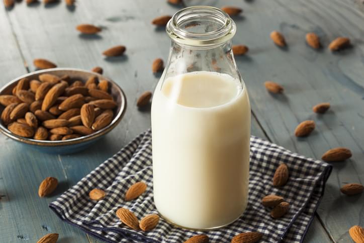 MUNDANE MYSTERIES: How Do They Make Almond Milk?