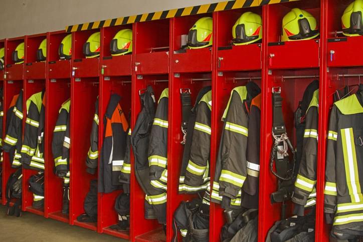 Tell Me Something Good: All-Female Firefighter Crew Make History