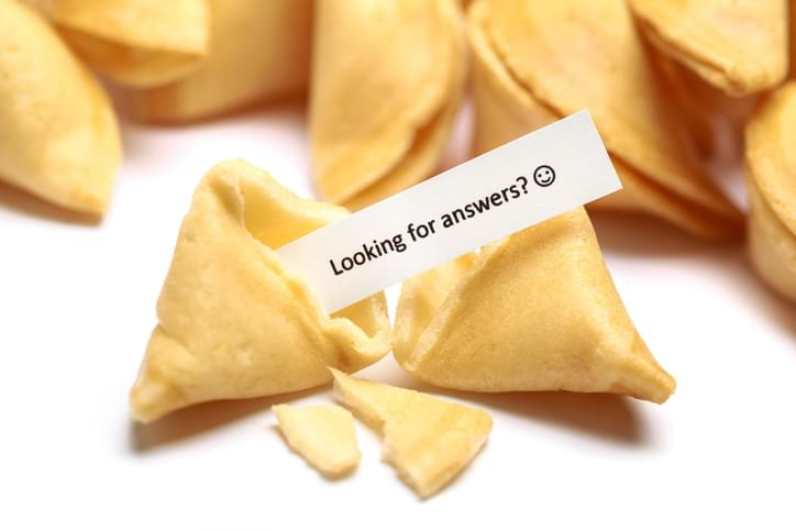 Mundane Mystery: How Do The Fortunes Get Inside Of Fortune Cookies?