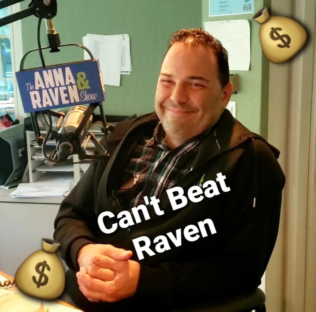 Can't Beat Raven