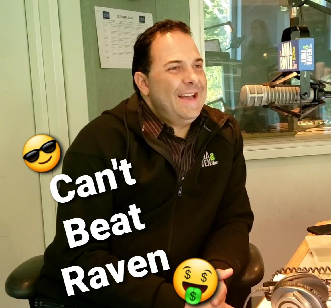 Can't Beat Raven!