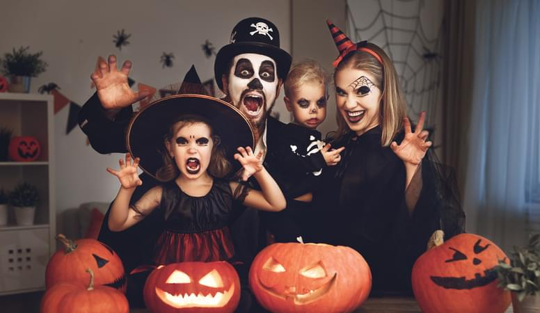 I SHOULD HAVE KNOWN THAT! Friday October 9th: Halloween Parents Vs. Kids