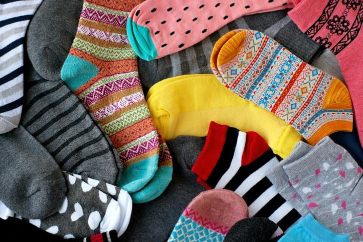 """TELL ME SOMETHING GOOD: Boy From Greenwich Celebrates """"SOCKTOBER"""" With Creative Sock Drive"""