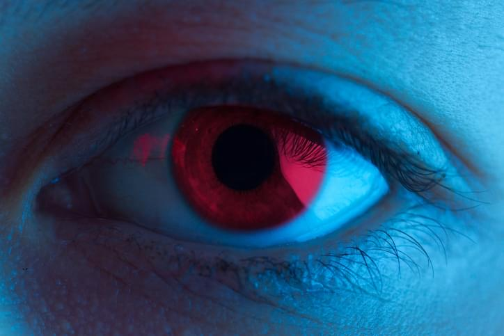 MUNDANE MYSTERIES: Why Do We Get Red Eye In Photos?