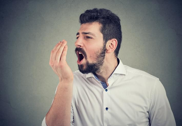 MUNDANE MYSTERIES: Why Can't We Smell Our Own Breath?