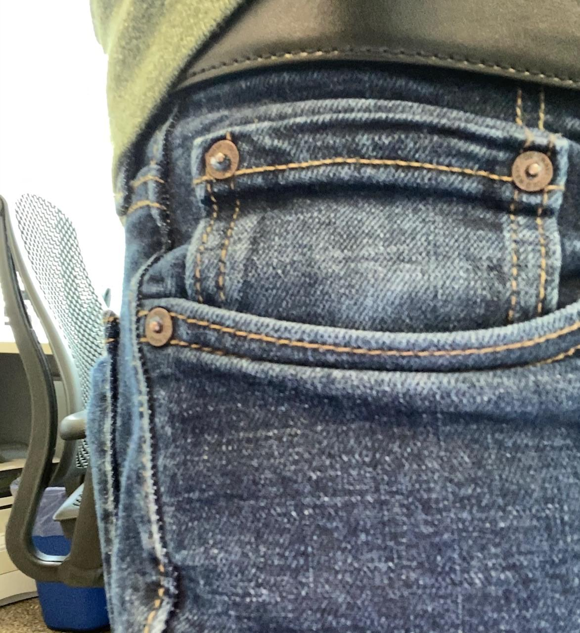 MUNDANE MYSTERIES: Why Do Jeans Have That Little Fifth Pocket?