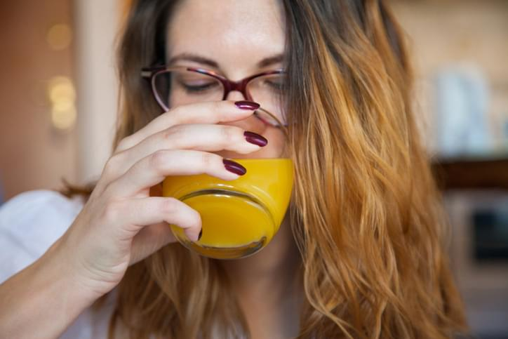 MUNDANE MYSTERIES: Why Does Orange Juice Taste Horrible After Brushing Your Teeth?