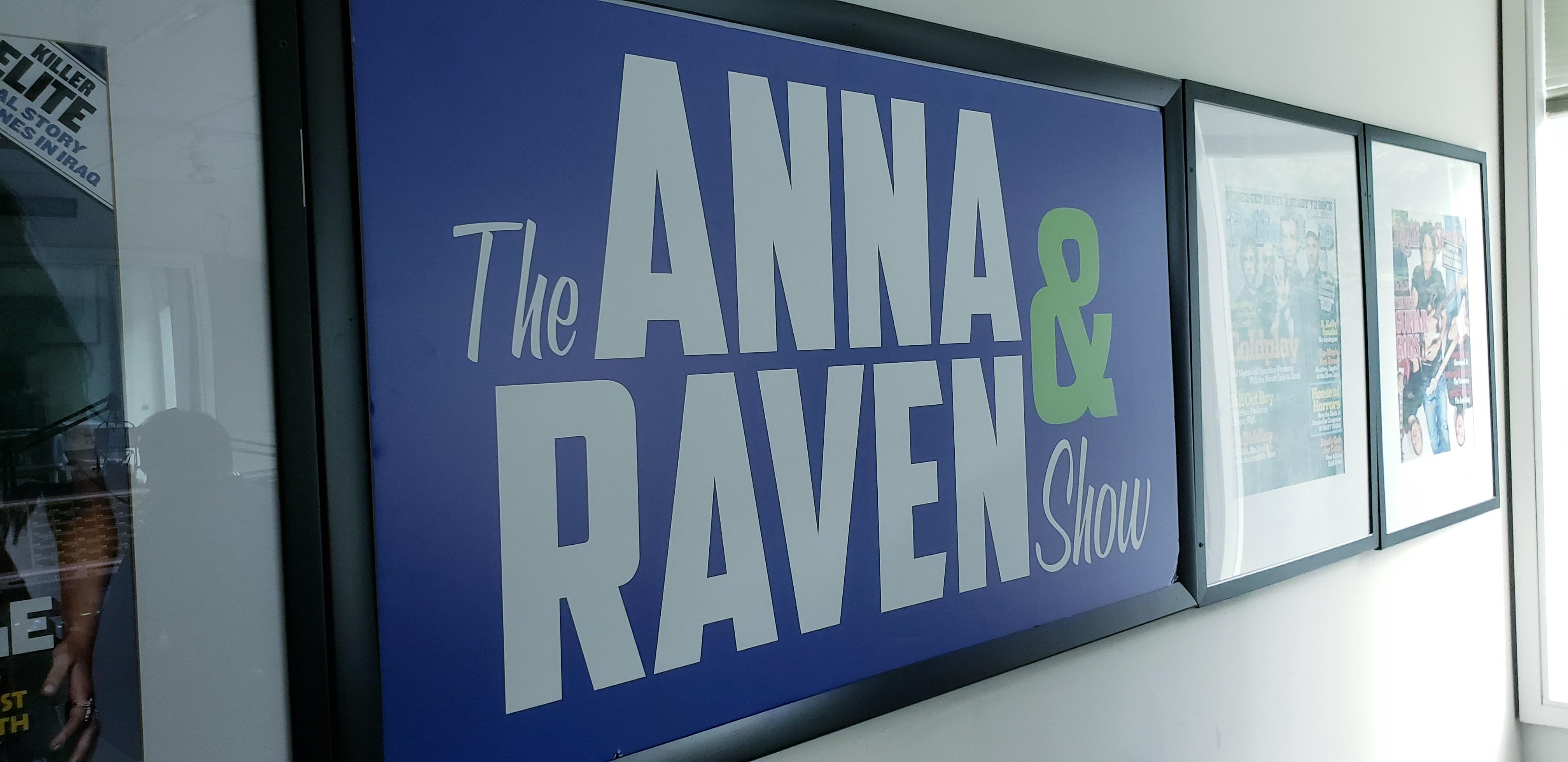 The Anna & Raven Show: Debates, Matching Clothing and Ravens Report Card