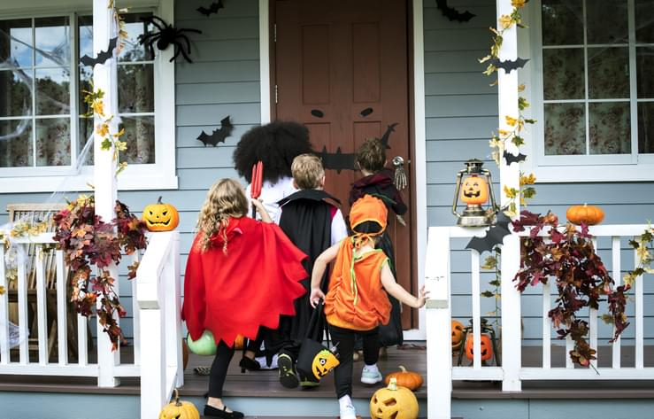 MUNDANE MYSTERIES: Where does Trick or Treating come from?
