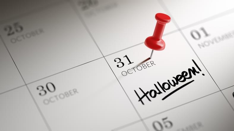 MUNDANE MYSTERIES: Why Is Halloween On The 31st?