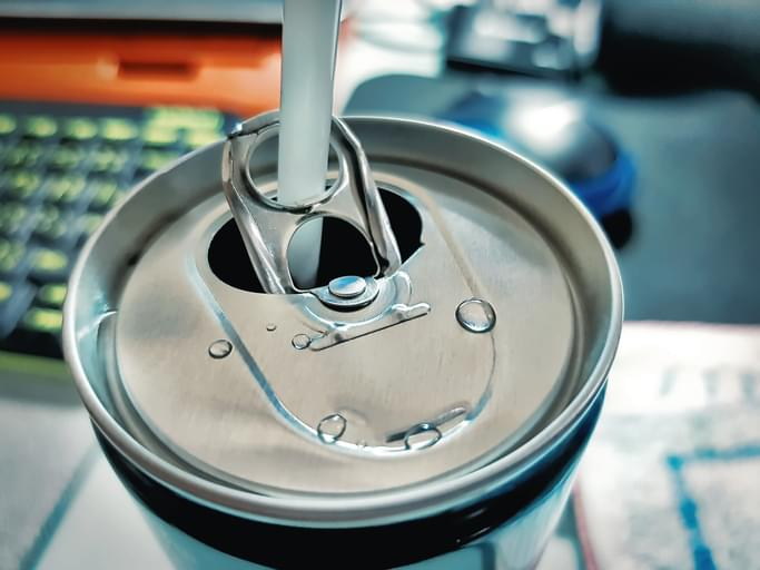 MUNDANE MYSTERIES: What is the purpose of the tab on a soda can?