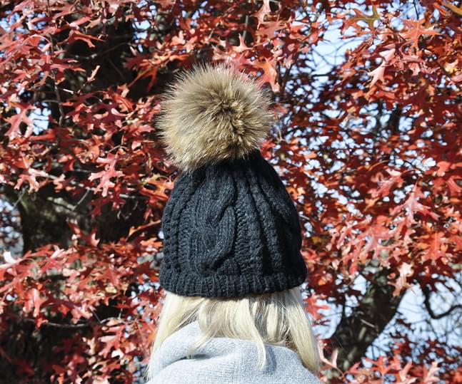 MUNDANE MYSTERIES: Why do winter hats have pom-poms on top?