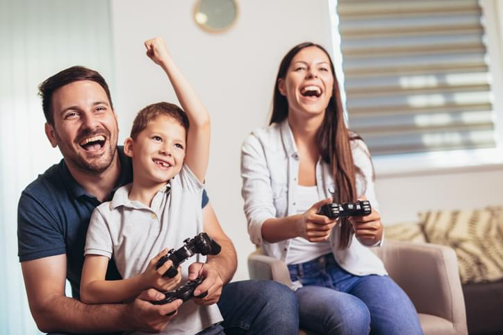 TELL ME SOMETHING GOOD: Video Games Could Be Helping Your Mental Health