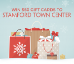 Win $50 gift cards to Stamford Town Center