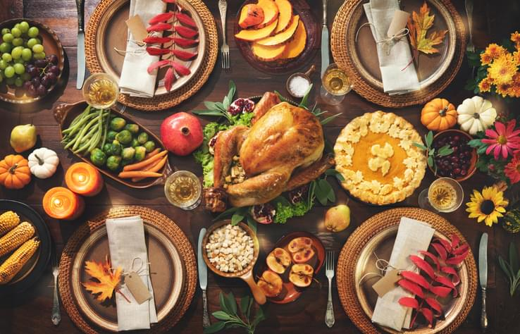 TELL ME SOMETHING GOOD: College Professor Gets Creative To Make Sure Students Have Nice Thanksgiving This Year