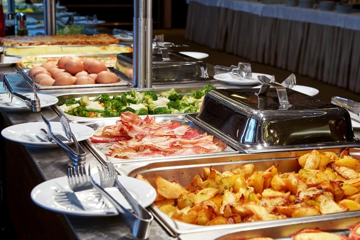 TELL ME SOMETHING GOOD: Great News If You Miss Buffets