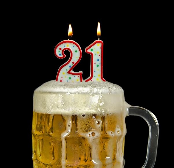 TELL ME SOMETHING GOOD: Man's Late Father Leaves $10 To Buy Him His First Beer on 21st Birthday