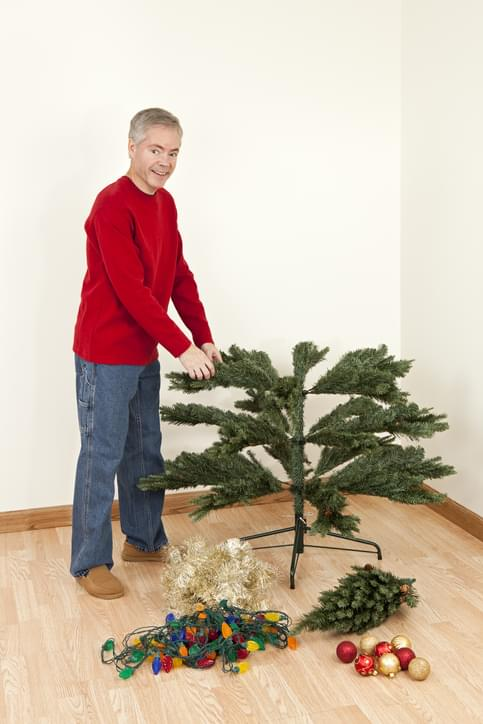 I SHOULD HAVE KNOWN THAT! Monday December 14: Hurtin' Around The Christmas Tree