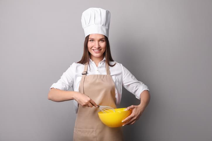 MUNDANE MYSTERIES: Why does a chef's hat have so many pleats in it?