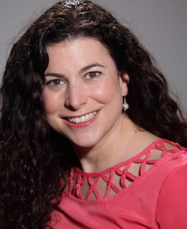 Author, Speaker and Writer for the NY Times Carrie Goldman