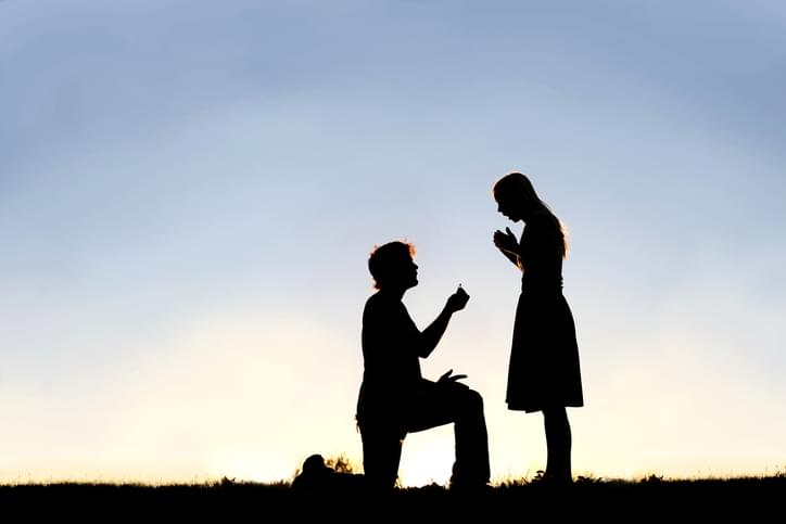 MUNDANE MYSTERIES: Why do people get down on one knee to propose?