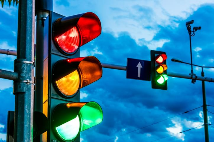 MUNDANE MYSTERIES: Why are stoplights red, green, and yellow?