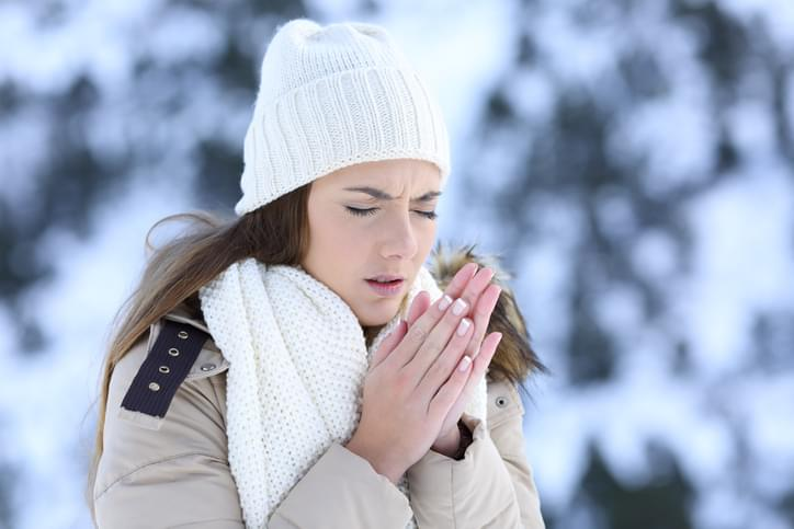 MUNDANE MYSTERIES: Why do we shiver when its cold out?