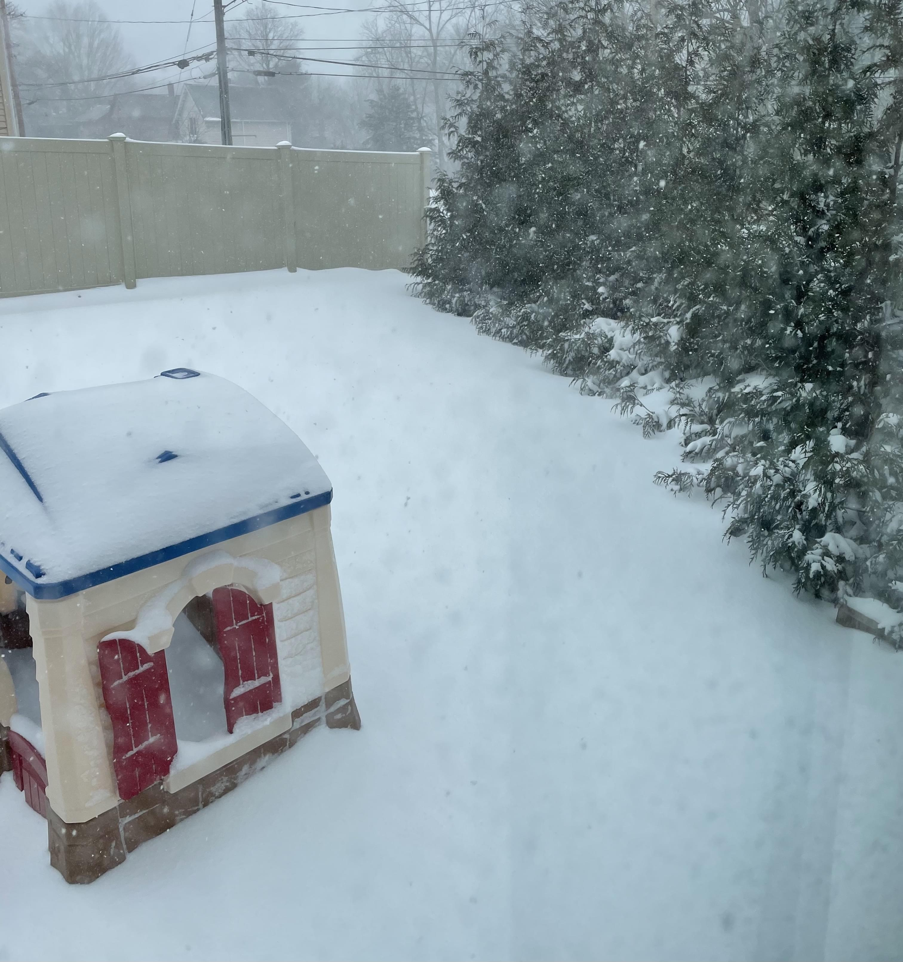 MUNDANE MYSTERIES: How much snow can fall in 24 hours?