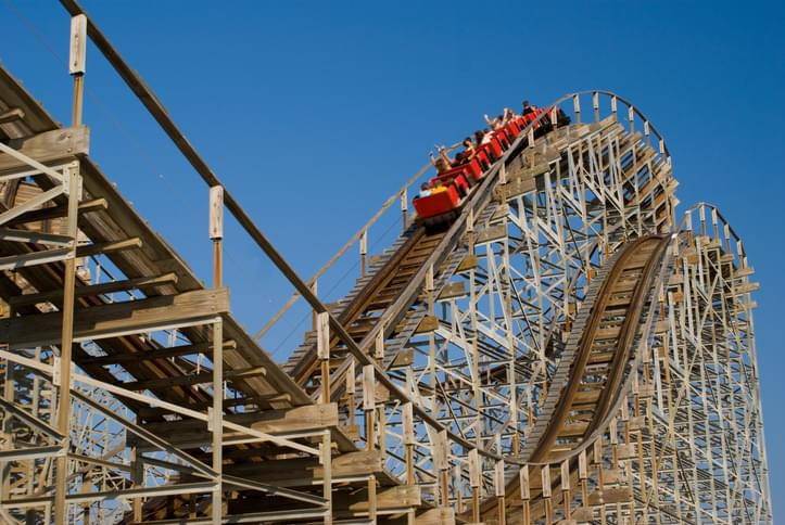 TELL ME SOMETHING GOOD: Best Dad Ever Builds Kids Their Own Rollercoaster!